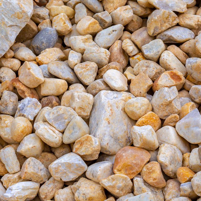 The Stone Yard, Stone Catalog - Woodville Road Nursery |Oversized River Gravel