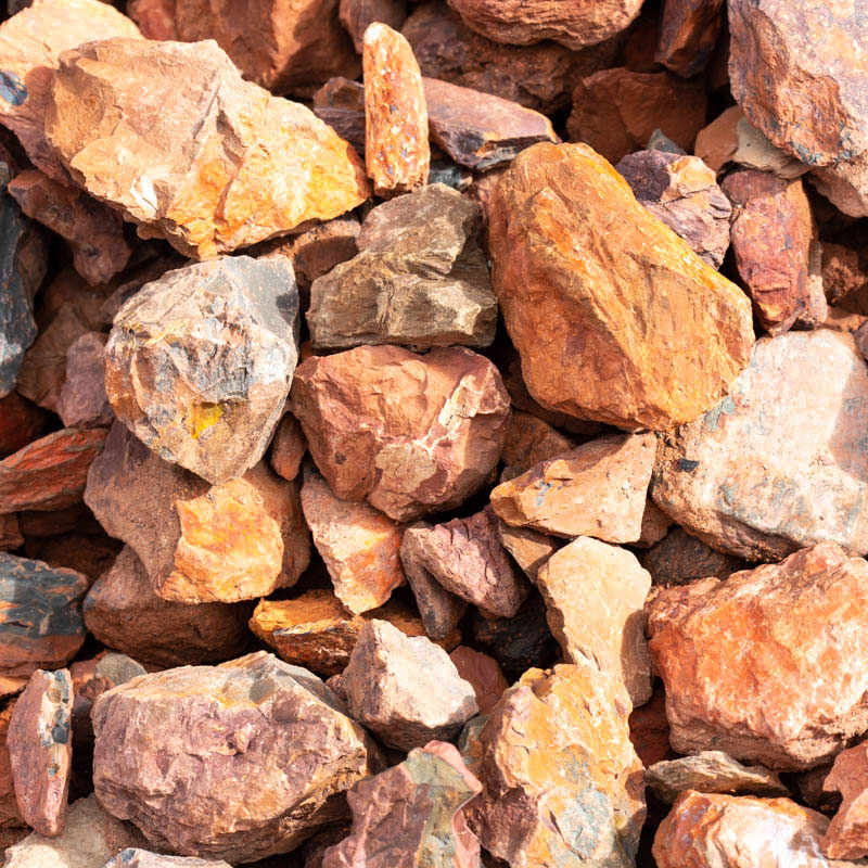 Red Rock Crimson Gravel for Sale