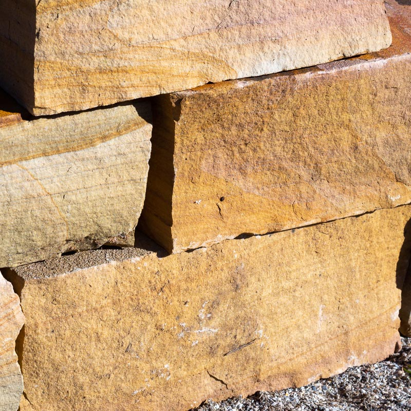 Tennessee Variegated Snap Cut Wall stone for sale Jacksonville fl