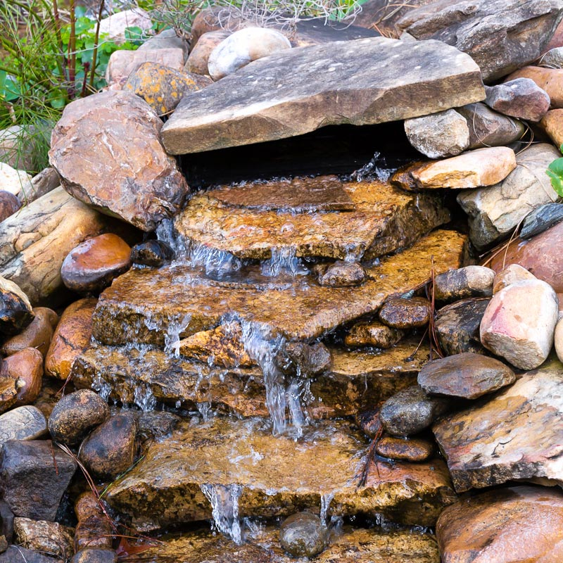 Natural Stone Water Features For Sale Jacksonville FL